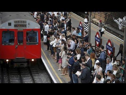 Χάος στο Λονδίνο από την απεργία στο μετρό