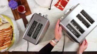 4 Slice Toaster  Demo Video Icon