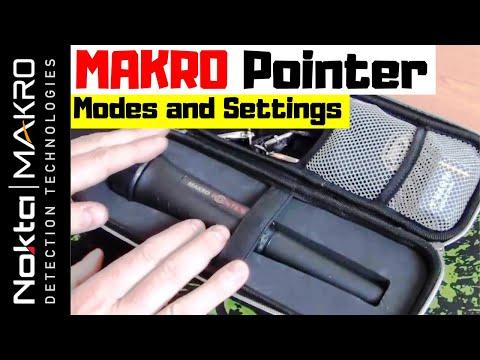 Makro Pointer - Waterproof Pin-Pointer