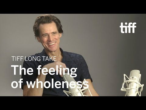JIM CARREY | Characters, Comedy, and Existence | TIFF Long Take (видео)