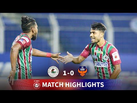Highlights - ATK Mohun Bagan 1-0 FC Goa - Match 30   Hero ISL 2020-21