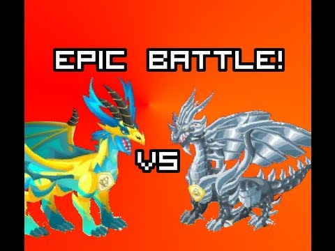 Dragon City - Epic Pure Battle!