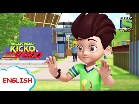 Magical tune mystery | Kicko & Super Speedo | Cartoon for kids | Adventures of Kicko & Super Speedo