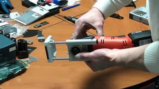 Погружная база Festool Vecturo & FEIN MultiMaster AFMM 14.