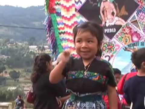 Guatemala-Graveyard day of Dead-Santiago Sacatepéquez
