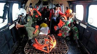 AirAsia uçağının karakutusunu arama çalışmalarına hız verildi