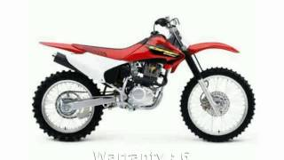 10. 2008 Honda CRF 150F Features and Info