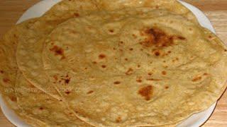 Resepi Roti Chapati