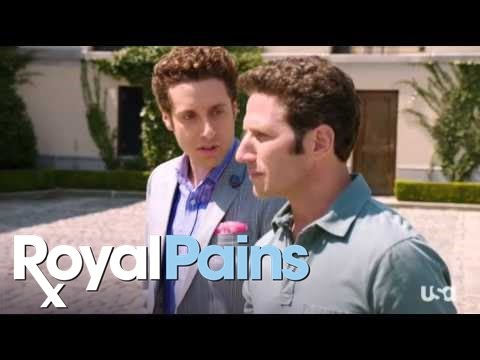 Royal Pains 5.03 (Preview)