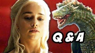 Game Of Thrones Season 4 Finale Q&A - Valar Morghulis