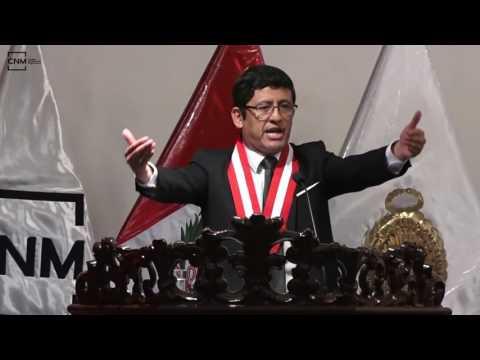 Discurso en Ceremonia de Juramentación del Nuevo Fiscal Supremo/Víctor Rodríguez Monteza