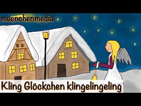 ⭐️ Kling Glöckchen klingelingeling - Weihnachtslieder deutsch   Kinderlieder deutsch - muenchenmedia