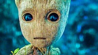 GUARDIANS OF THE GALAXY 2 'Baby Groot' Bonus Clip + Trailer (2017)