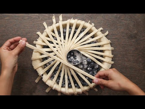 How To Make Geometric Pies by lokokitchen