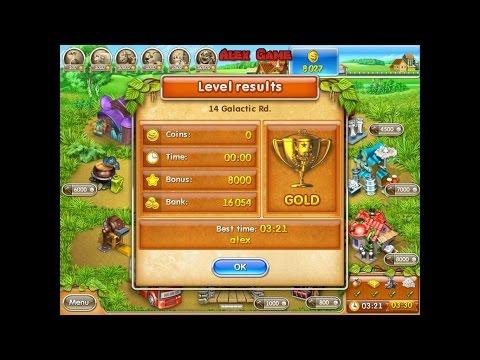 Играть веселая ферма 3 русская рулетка на весь экран бесплатно