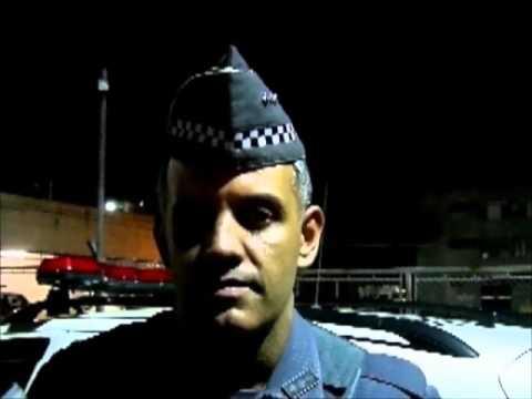 Capitão fala de prisão de assaltante e pede ajuda a população