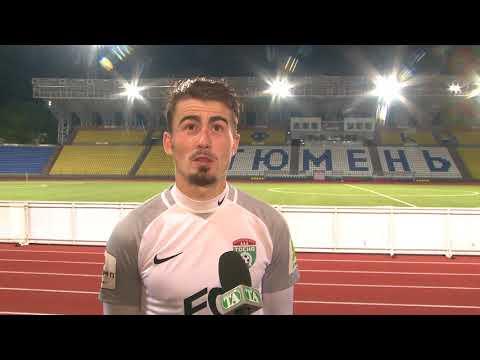 Защитник «Тосно» Руслан Абазов о кубковой победе над «Тюменью»