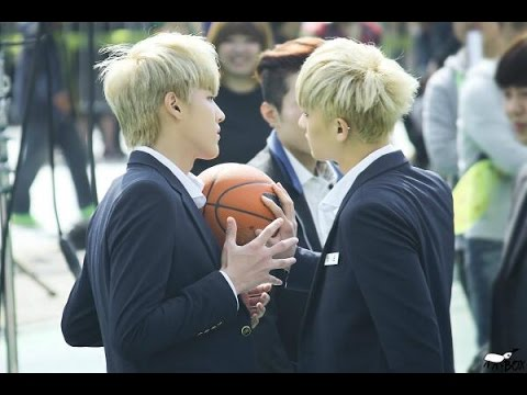 Exo's Kris And Tao To Play Basketball On Let's Go Dream