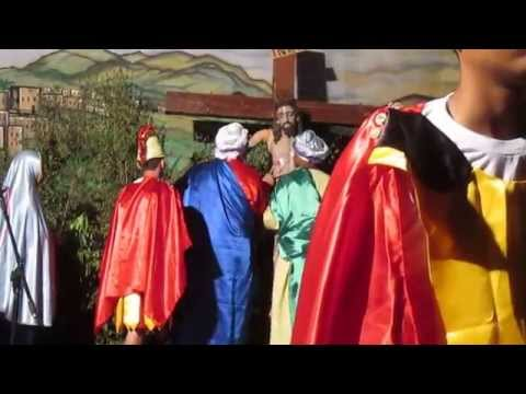 Descida da cruz  - Paixão de Cristo (Piracuruca-PI)