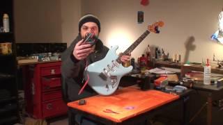 Video Vintage Fender Stratocaster: Update! Shielding and setup MP3, 3GP, MP4, WEBM, AVI, FLV Juni 2018