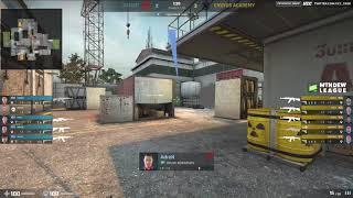 (RU) ESEA MDL Main S27 || EnvYus Academy vs Gambit bo1 || by @AlexeyDeq
