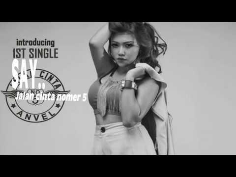 JALAN CINTA  - ANVEL (OFFICIAL VIDEO LYRIC)