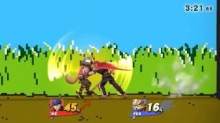 Ike vs fox online close match