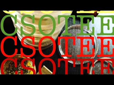 Csotee - Sose volt (2015) Prod. By Tandem RapSauvageInstr.