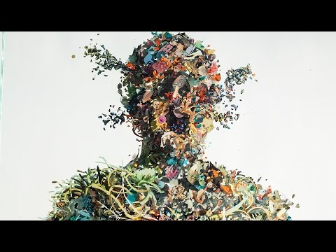 A Journey Through the Mind of an Artist | Dustin Yellin | TED Talks
