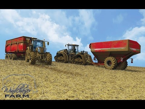 Farming Simulator 2015:  A Windchaser Adventure (Part 1)