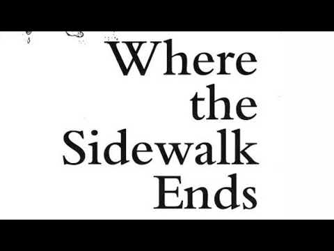 Where The Sidewalk Ends By Shel Silverstein Full Explanation
