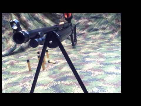 rifle de aire comprimido casero pvc bogota