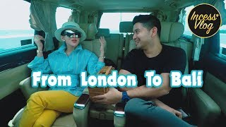 Video FROM LONDON TO BALI #INCESSVLOG MP3, 3GP, MP4, WEBM, AVI, FLV Februari 2019