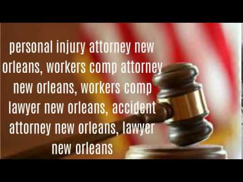 workers comp attorney new orleans