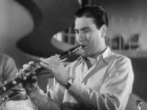 Artie Shaw (Clarinet in jazz) видео