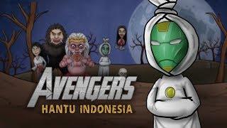 Video Hantu Indonesia vs Film Horror Jaman Now | Kartun Hantu Lucu Avengers Parody  - Rizky Riplay MP3, 3GP, MP4, WEBM, AVI, FLV Maret 2018