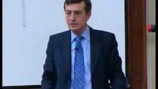 OSMAN PAMUKOĞLU konferans istanbul universitesi bolum 5