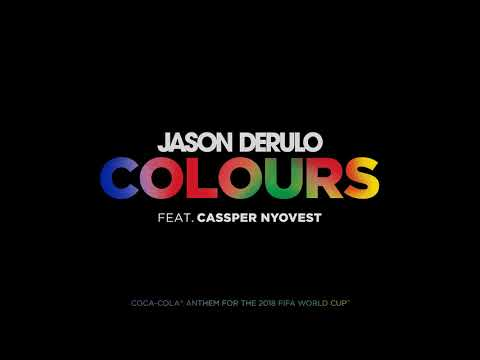 Colours - Jason Derulo Feat. Cassper Nyovest