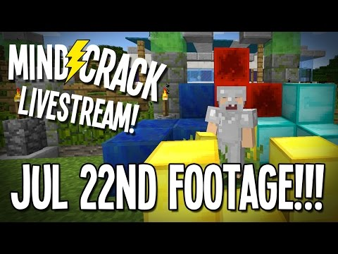 Footage - This is Livestream Footage of Mindcrack from July 22nd, 2014 to watch me stream LIVE follow or subscribe to me at http://www.twitch.tv/generikb :) Support your favorite Hermit!!!! ○ NEW...
