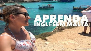 Aprender Inglês em Malta  Elen Fernandes
