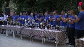 Dodjelom nagrada najboljima završeno sportsko druženje mladih grada Mostara