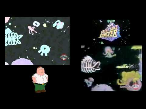 Family Guy The Great Space Coaster