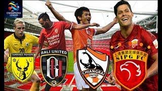 Video 4 TIM MEREBUTKAN 1 KURSI (Bali United, Tampines, Chiangrai United, Shanghai SIPG ) MP3, 3GP, MP4, WEBM, AVI, FLV Januari 2018