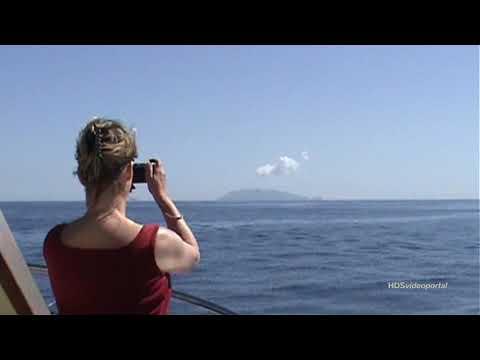 Der aktivste Vulkan vor Neuseeland: »White Island« / Tour im Dezember 2007