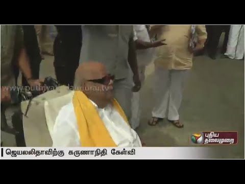 Karunanidhi-raises-questions-about-power-projects-in-Tamil-Nadu