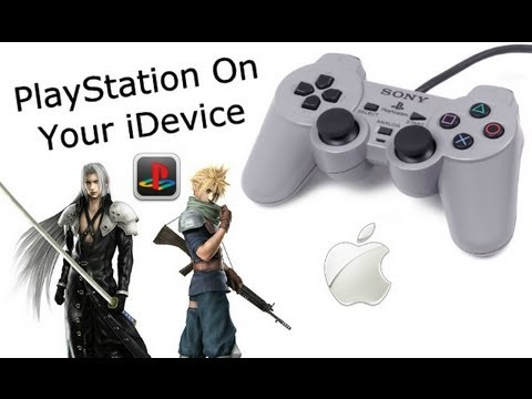 DinoZambas2 - Please Read ▽ NEW updated video How To Install Playstation games On iOS 6 / 6.1.2 http://youtu.be/S8KOhEuQIZU Steps to install PlayStation emulator & Roms #1...