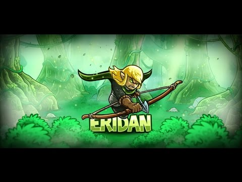 Kingdom Rush Origins: Eridan Hero Preview