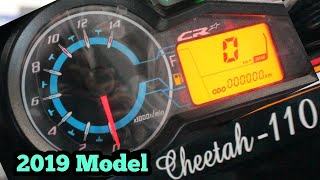 10. Power Motorcycles || Cheetah 110 2019 Model || Complete Review || Comfort Rides