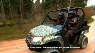 7. 2011 ARCTIC CAT Prowler XTX 700 Work Utility ATV