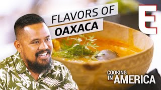 How a Janitor Became a James Beard Award Winning Chef Through Oaxacan Cuisine — Cooking in America by Eater